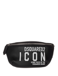 D-SQUARED SCHUHE ACCESS ICON Belt Black