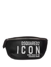 D-SQUARED SCHUHE ACCESS ICON Belt Black