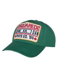 DSQUARED2 Emblem Green