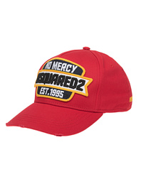 DSQUARED2 No Mercy Red