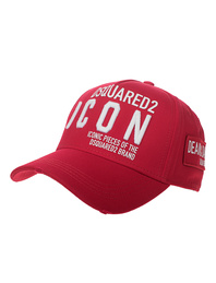 DSQUARED2 Icon Wordings Red