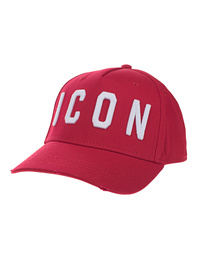DSQUARED2 ICON Cap Red
