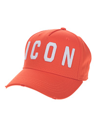 DSQUARED2 ICON Cap Orange