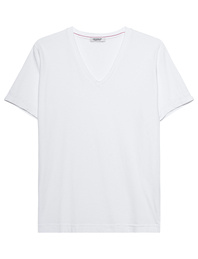 CROSSLEY VNeck White