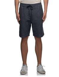 CROSSLEY Linen Short Blue