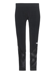 ADIDAS BY STELLA MCCARTNEY The Seamless Mesh Tight Black
