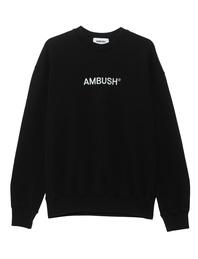 AMBUSH Regular Fit Crew Black