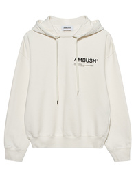 AMBUSH Fleece Workshop Exclusive Off-White