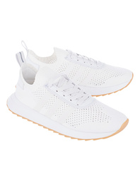 ADIDAS ORIGINALS Flashback Primeknit White
