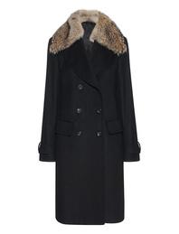 BELSTAFF Delmere Fur Black