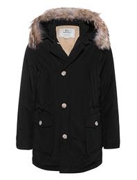 WOOLRICH Arctic Detachable Fur Black