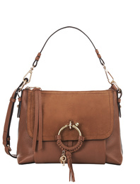 SEE BY CHLOÉ Shoulder Caramello Brown