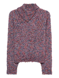 SEE BY CHLOÉ Turtleneck Slit Multicolor
