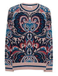 SEE BY CHLOÉ Pattern Cosy Knit Multicolor