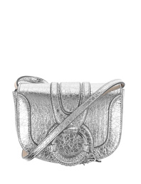 SEE BY CHLOÉ Hana Mini Metallic Silver