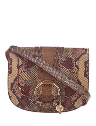 SEE BY CHLOÉ Hana Small Snake Multicolor