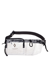 Marcelo Burlon Transparent Fanny Pack Neutral