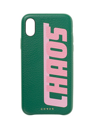 CHAOS iPhone X Graphic Green