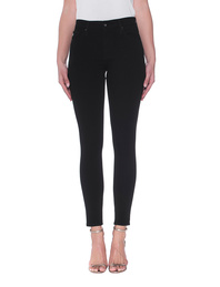 AG Jeans The Farrah Skinny Ankle Black Tide