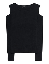 JADICTED Cold Shoulder Real Black