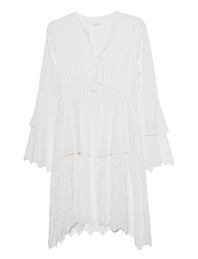 JADICTED Dress White