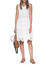 JADICTED Lace Dress White