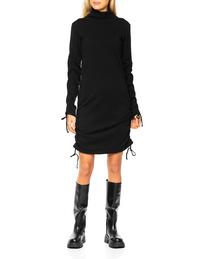 Dondup Knit Turtleneck Wool Black
