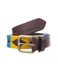 deBruné Polo Belt Multicolor