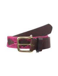 deBruné Polo Belt Pink