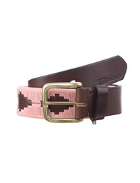 deBruné Polo Belt Rosé
