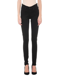 AG Jeans The Farrah Skinny Black