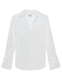 Dondup Clean White