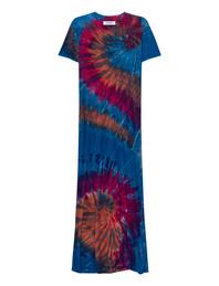 SPRWMN Maxi Tie Dye Sunset Multicolor
