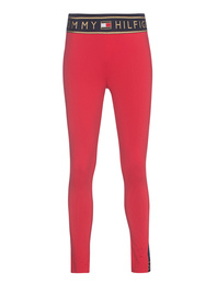 HILFIGER COLLECTION Color Block Leggings Red