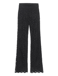 ELLA MOSS Lace Pants Black
