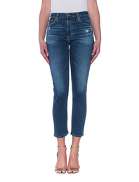 AG Jeans The Isabelle Straight Crop 8 Years Infamy
