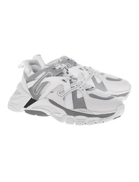 ASH Flash Runner White Silver