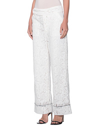 Ganni Jerome Lace Off White