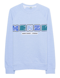 KENZO New Logo Light Blue