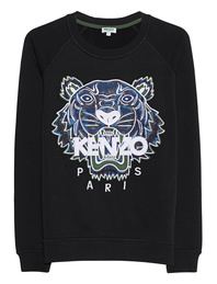 KENZO Sweater Tiger Black