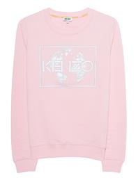 KENZO Sweater Globe Rose