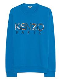 KENZO Hawaii Logo Blue