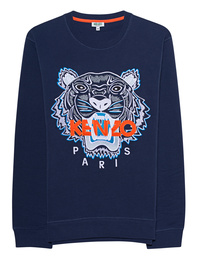 KENZO Sweater Tiger Navy