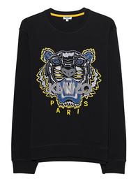 KENZO Sweater Tiger Black