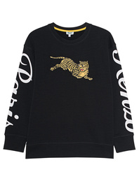 KENZO Jumping Tiger Relax Black