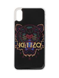 KENZO Iphone X/Xs Case Tiger Head Black