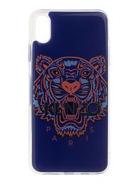 KENZO Iphone Xs MAX 3D Tiger Head Blue