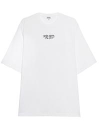 KENZO Oversize Shirt White