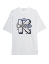 KENZO Wetsuit Oversize White