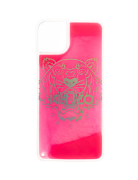 KENZO Tiger Iphone 11 Case Pink